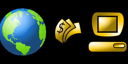 Lönsamhet en tillgänglig onlinemarknad